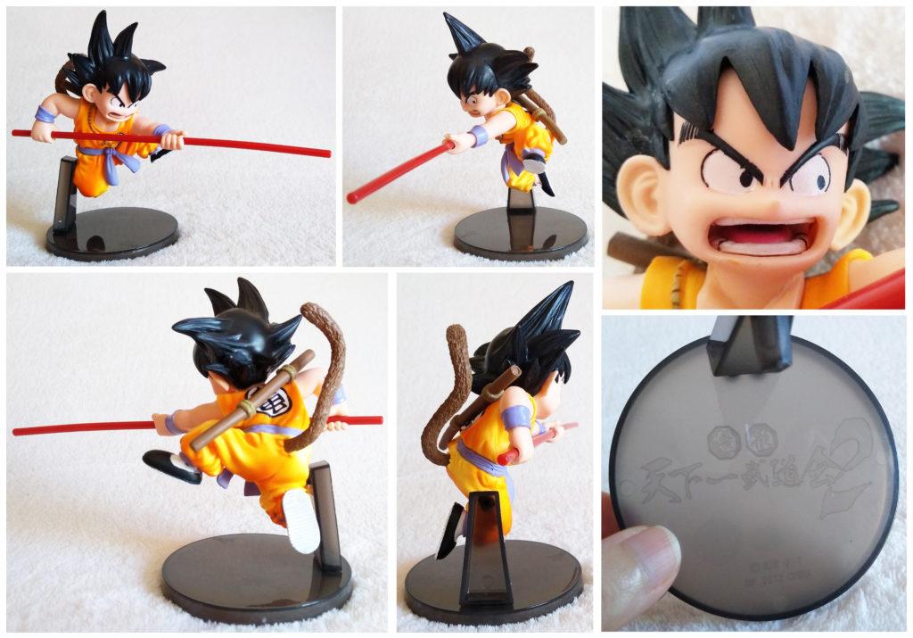 Young Goku by Matsuura Ken details
