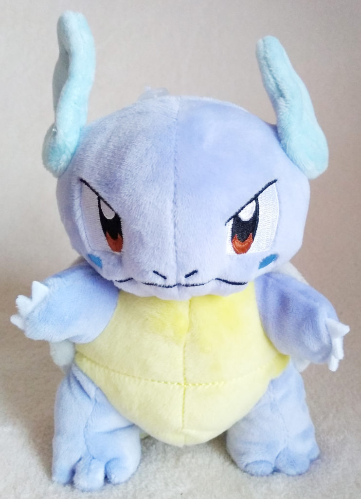 Pokémon All Star Collection Plush by San-ei #78 Wartortle front