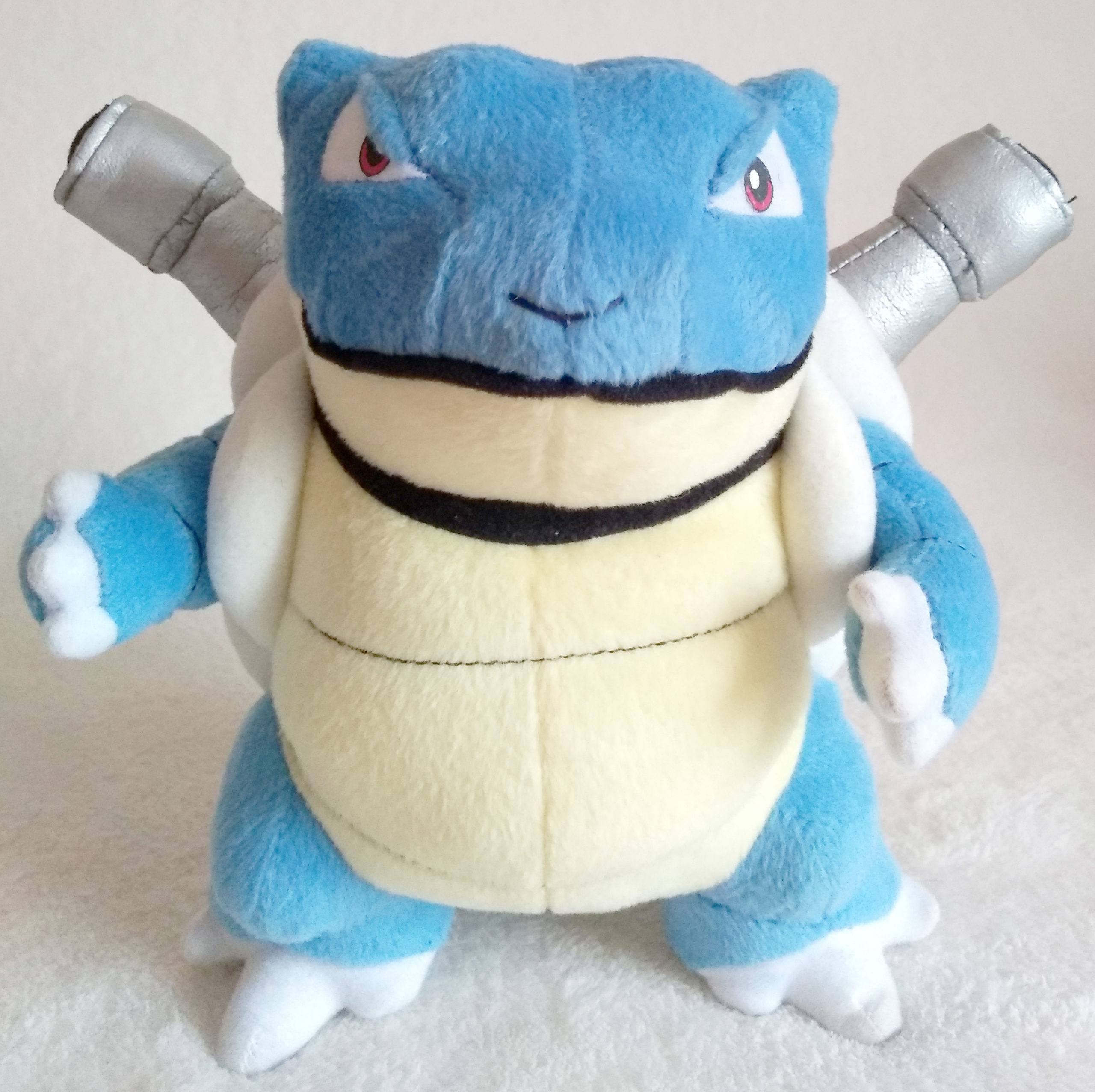 Pokémon Play-By-Play Plush Blastoise smooth 22cm front