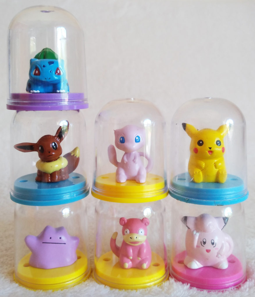 Pokémon Figure Collection by Tomy