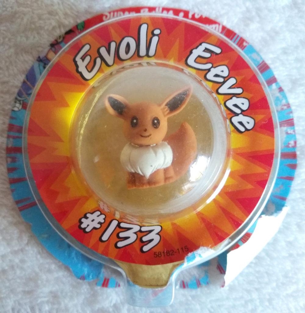 Hasbro Power Bouncer Eevee in packaging