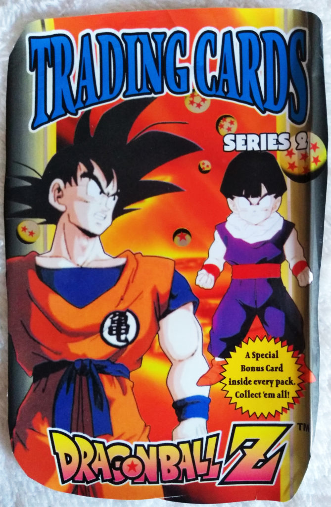 Dragonball Z Trading Cards Series 2 by Artbox