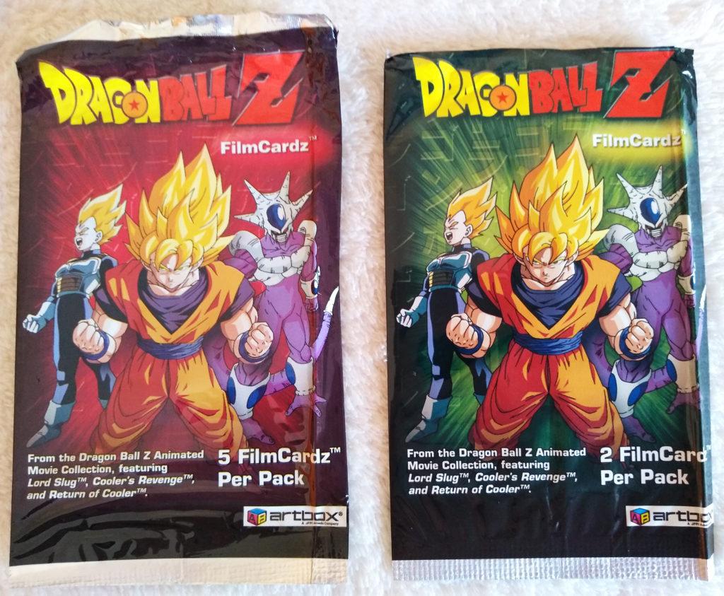 Dragonball Z Filmcardz by Artbox