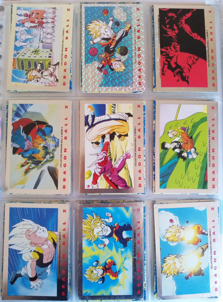 Collection Dragonball Z Serie 2 by Panini 18-26