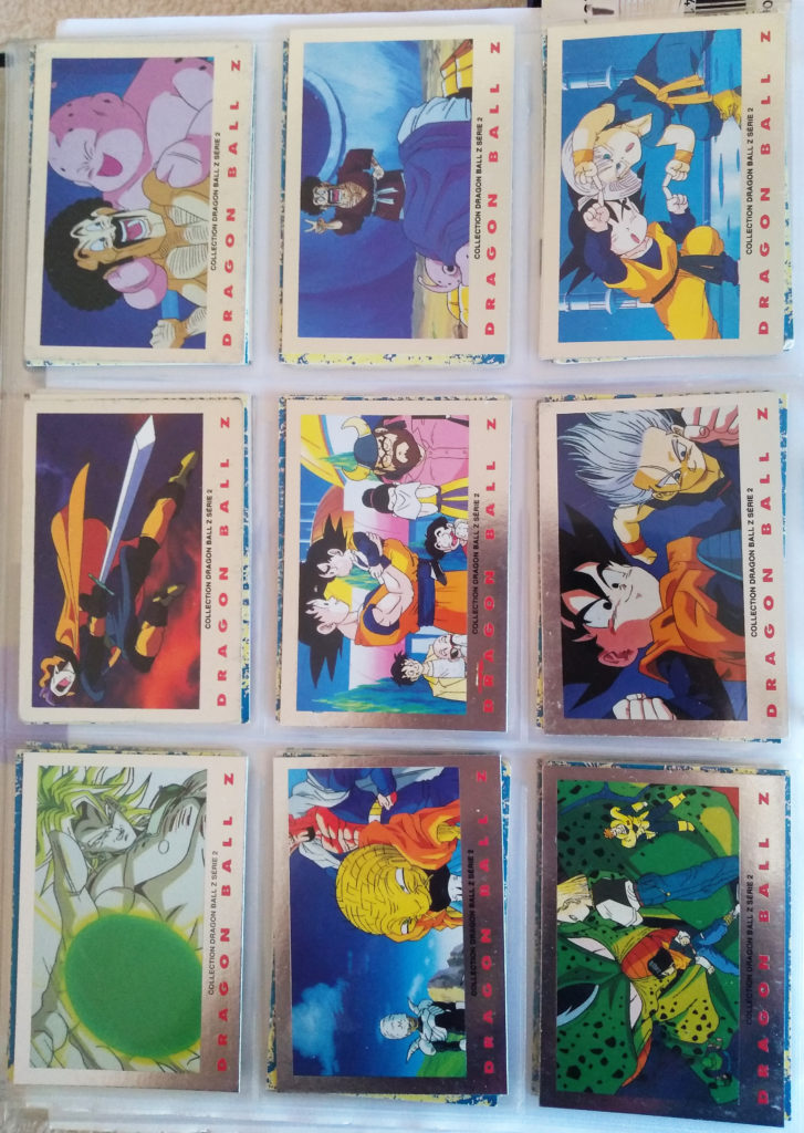 Collection Dragonball Z Serie 2 by Panini 45-53