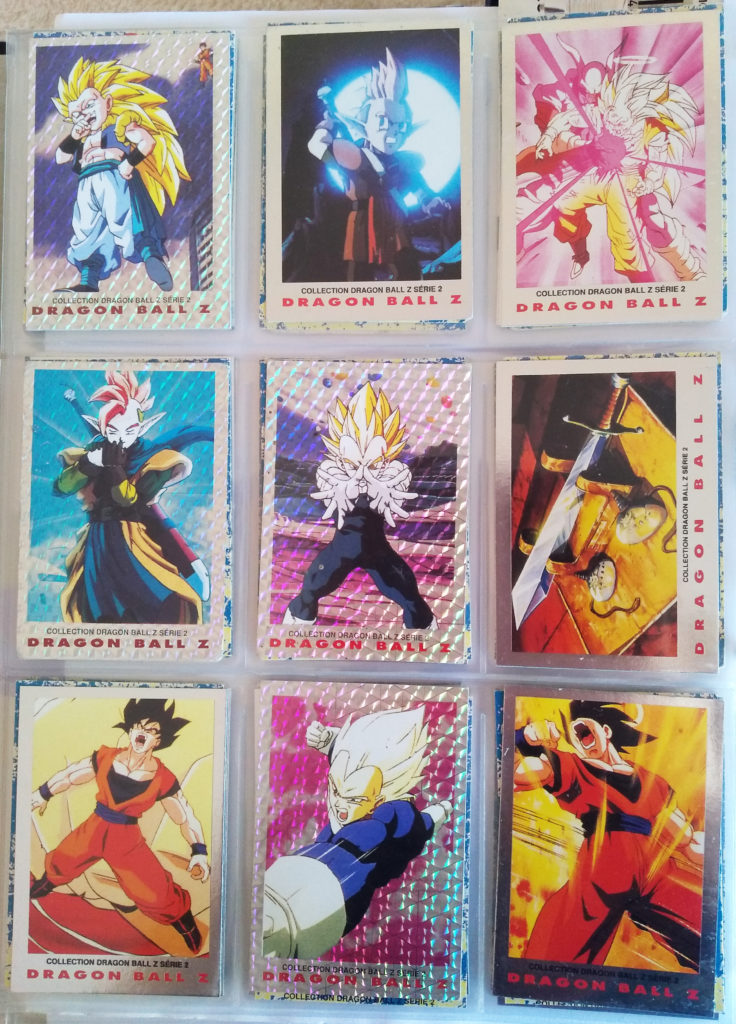 Collection Dragonball Z Serie 2 by Panini 63-71