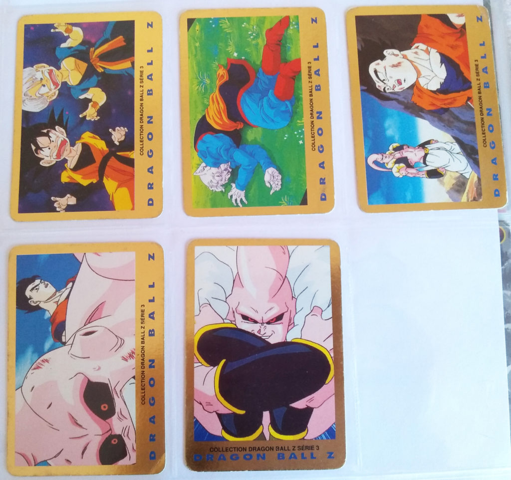 Collection Dragonball Serie 3 by Panini 6, 48, 49, 53, 100