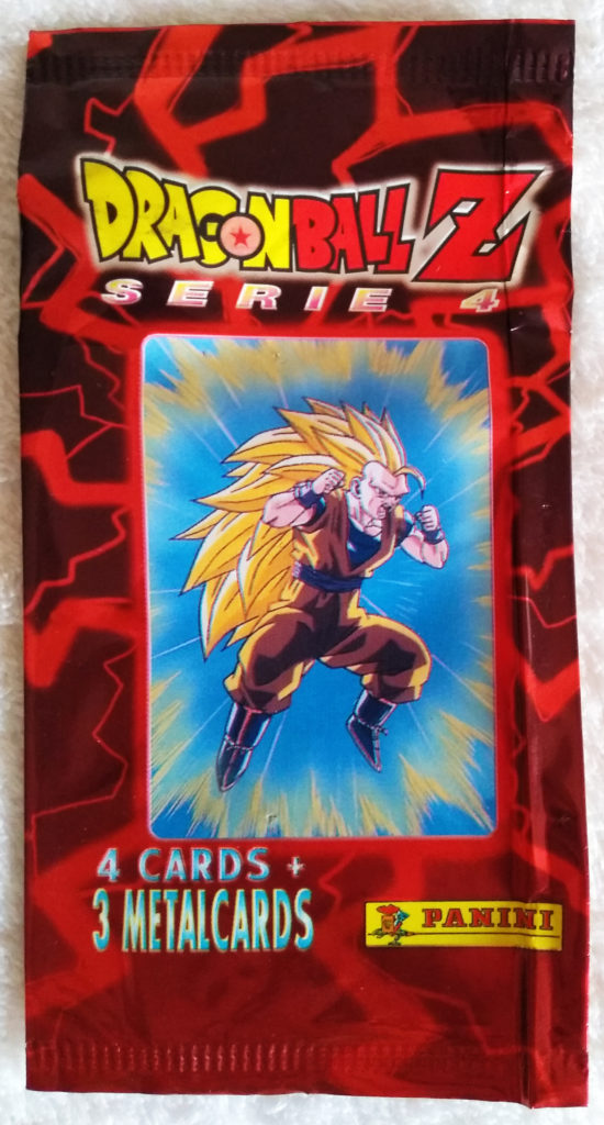 Collection Dragonball Z Serie 4 by Panini